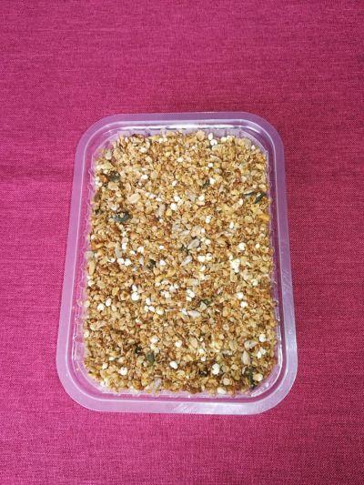 Златно мюсли с бадеми - Изображение 1
