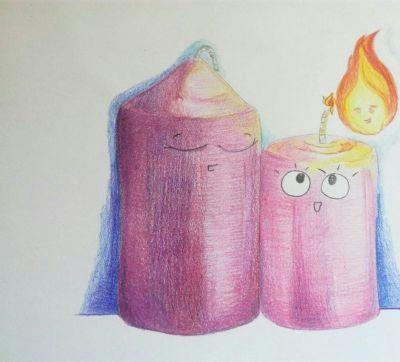 """""""Пламъчка"""" - Изображение 1"""