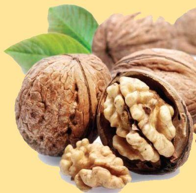 Златно мюсли с орехи - Изображение 1